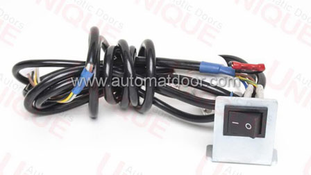 کلید کنترل برق درب اتوماتیک یونیک UNIQUE