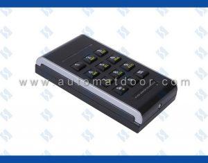 اکسس کنترل کد و (6)کارت
