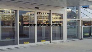 درب اتوماتیک فروشگاهی