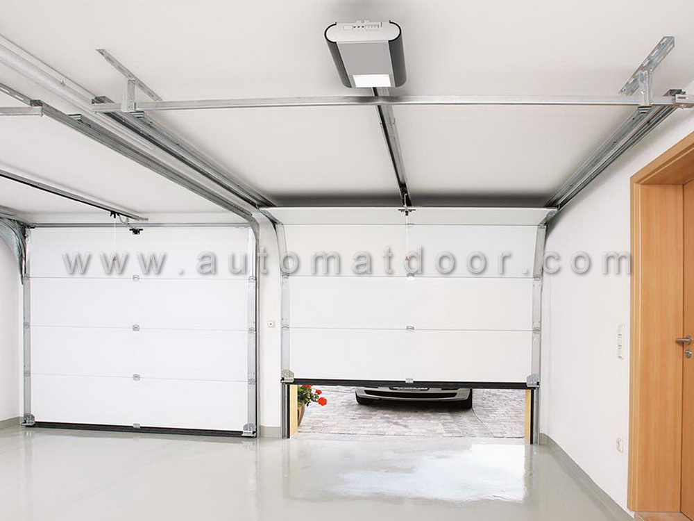 درب اتوماتیک زیر سقفی