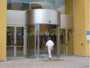 درب اتوماتیک هتل