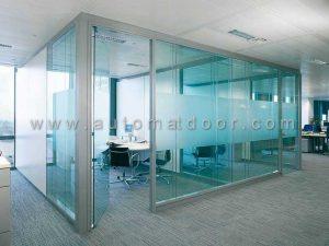 ساخت شیشه درب اتوماتیک
