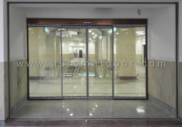فروش درب اسلایدینگ شیشه ای